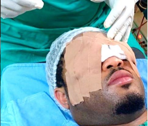 'Over 8 hours, I was without sight' — Mike Ezuruonye speaks after eye surgery