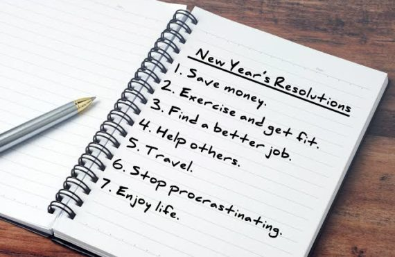 Five tips to help you stick to your new year…