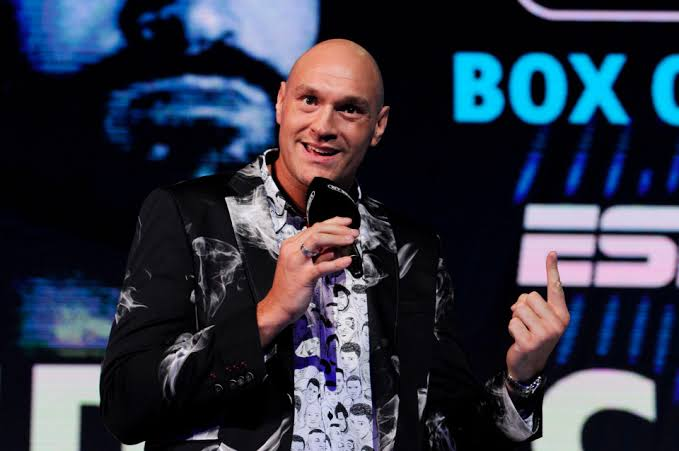 EXTRA: I masturbate seven times daily ahead of Wilder rematch, says Tyson Fury