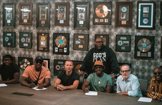 Universal Music Group signs Sauti Sol