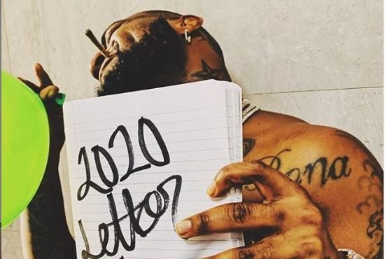 Davido teases '2020 Letter to You'