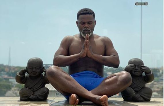 Falz: I'm hungry for love... but we have to build muscles, get fit first