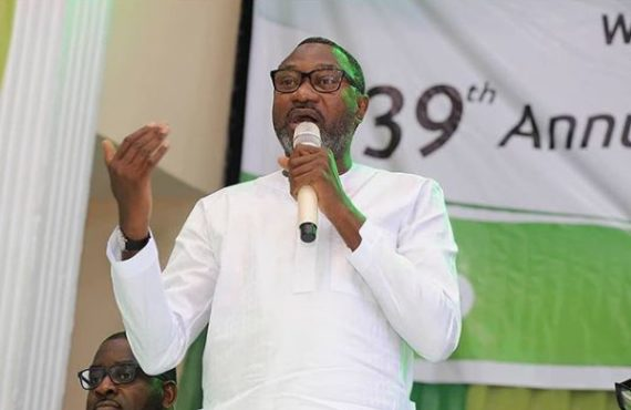 'Papa, you're giving out our inheritance' — Otedola speaks on…