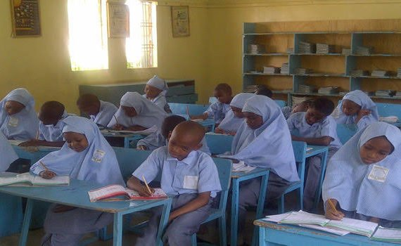 Kano 'enrolls 500,000' out-of-school children