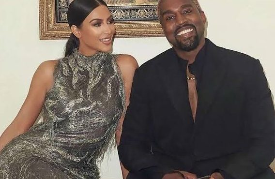 'This is not Kanye' -- Kim Kardashian reacts to video of husband falling off a horse