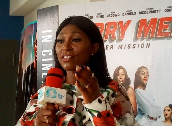 'Merry Men 2' most difficult project of my acting career, says Ufuoma McDermott