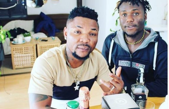 Oritsefemi: I wanted something asides music, so I opened amala…