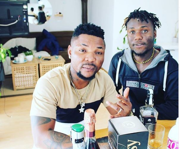 Oritsefemi: I wanted something asides music, so I opened amala business
