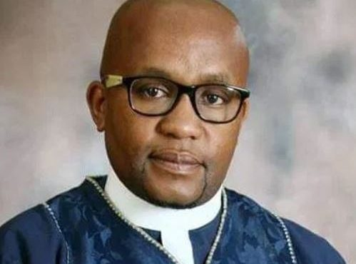 WATCH: The moment S'African pastor slumped, died during sermon