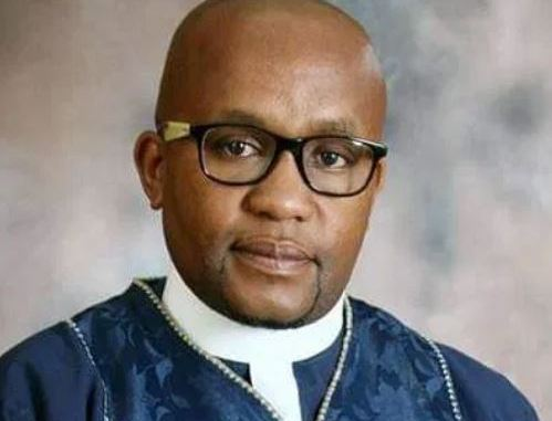 South African Pastor
