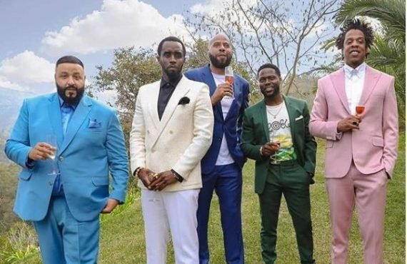 Diddy, DJ Khaled, Kevin Hart grace Roc Nation's pre-Grammys brunch