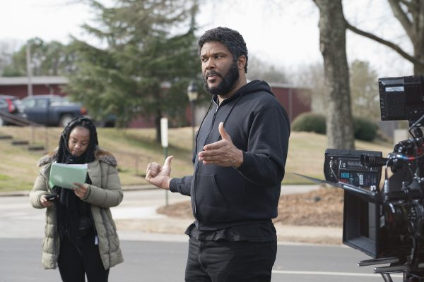 WATCH: Tyler Perry's movie 'A Fall From Grace' premieres on Jan 17