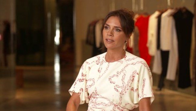 Victoria Beckham: Success not as glamorous as people think... it's difficult to maintain
