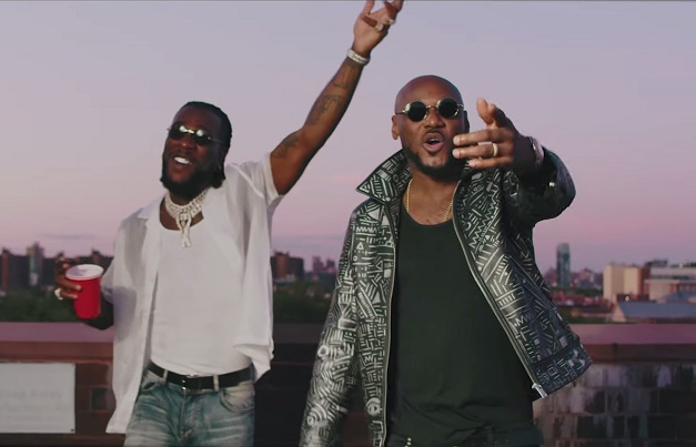 WATCH: 2Baba, Burna Boy address societal pressure in 'We Must Groove' visuals