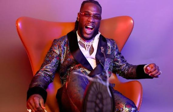 Burna Boy receives platinum plaque for collaboration on Stormzy's 'Own…