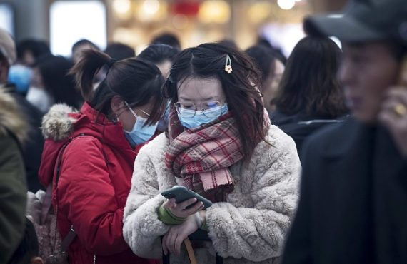 China launches app that detects if you've come in contact with coronavirus victim