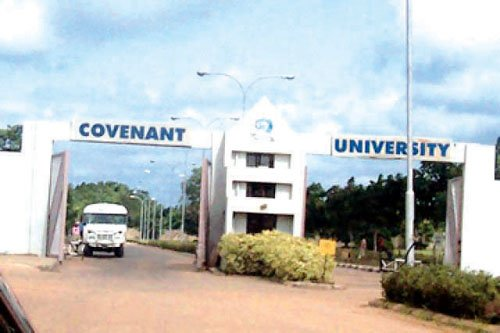 FULL LIST: Covenant University only Nigerian institution to make world's…