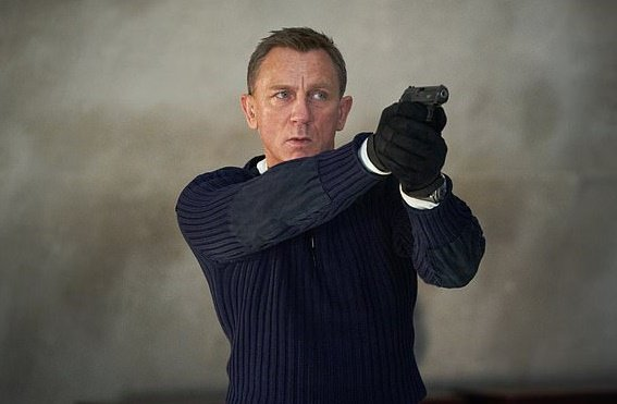 'No Time to Die' -- 'James Bond' cancels publicity tour of china over coronavirus fears