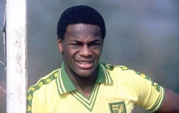 Justin Fashanu, Britain's first openly gay footballer, makes Hall of…