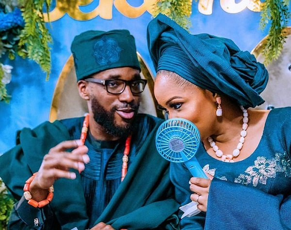 PHOTOS: Osinbajo's son weds lover in traditional ceremony