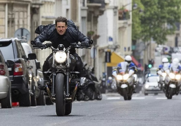 Coronavirus halts Tom Cruise's 'Mission: Impossible 7' filming in Italy