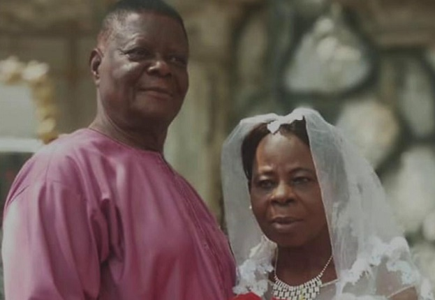 I waited decades because I only wanted a Catholic husband, says woman who married at old age