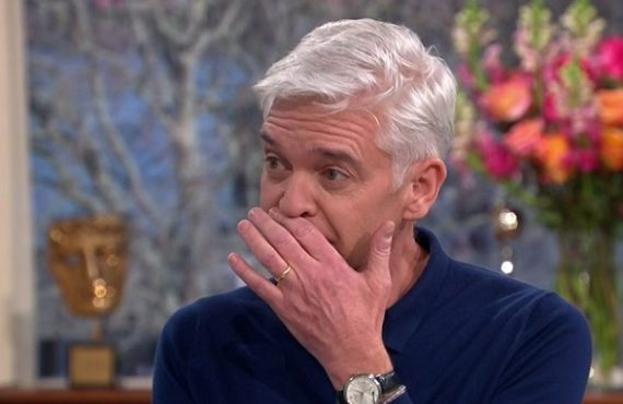 'I had to be honest with myself' -- Phillip Schofield comes out as gay, after 27 years of marriage