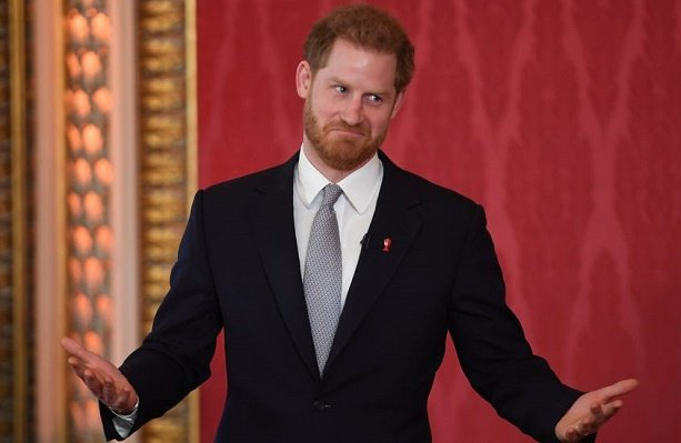 'Just call me Harry' -- Prince drops his royal title at Edinburgh conference