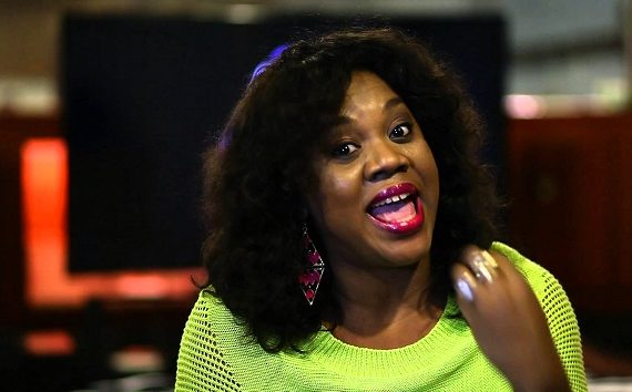 Stella Damasus: You don't have to go nude to be sexy