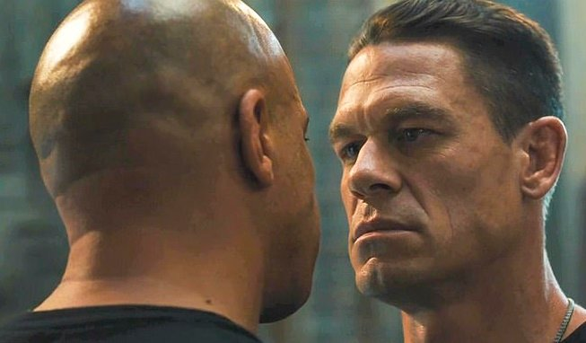 WATCH: Vin Diesel, John Cena flex muscles in 'Fast and Furious 9' trailer
