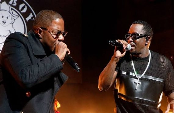 Mase calls out Diddy over pre-Grammy speech