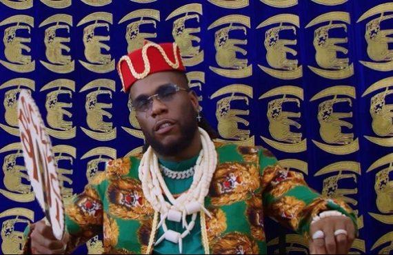 WATCH: Burna Boy raves about Igbo culture in 'Odogwu' visuals