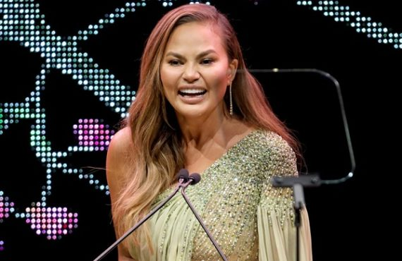 'I'm getting my boobs out' — Chrissy Teigen confirms breast…