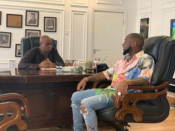 Davido's father donates N500m to fight COVID-19 in Nigeria
