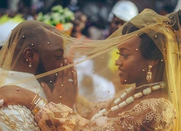 WATCH: Davido weds Chioma in '1 Milli' visuals