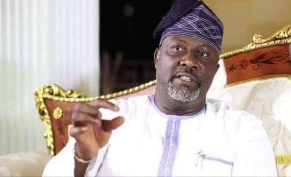 Dino Melaye: Fighting coronavirus not about hand sanitisers, face masks