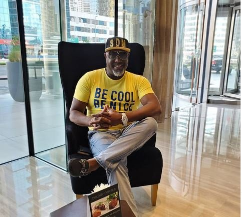 EXTRA: Melaye laments heavy bills as he flaunts luxury apartment