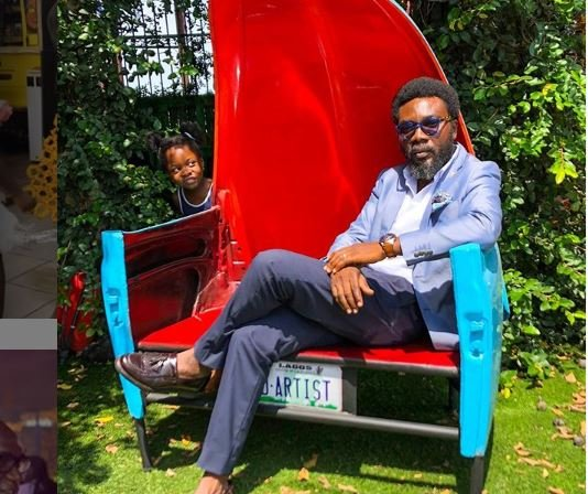 SPOTLIGHT: Meet Tantua, Nigeria's first functional sculpture artist who's 'giving life to classic cars'
