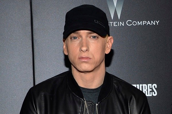 Eminem: I'm proud my daughter finished college without getting pregnant
