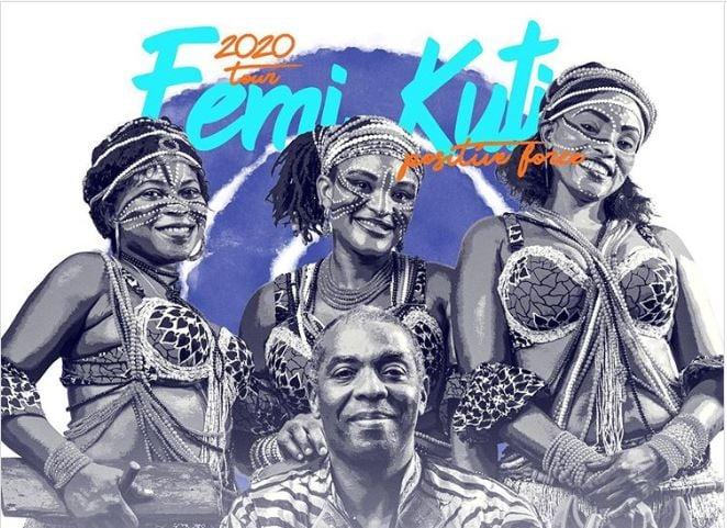 Femi Kuti, Asa, Sinach… how coronavirus is affecting events by Nigerian music stars