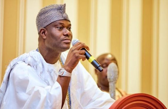'He's not a doctor or virologist' — Ooni sparks debate…