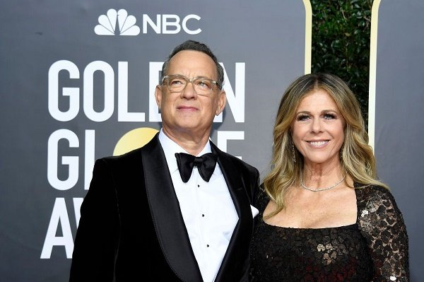 Tom Hanks, wife test positive for coronavirus in Australia
