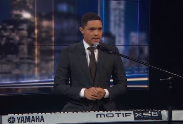 Trevor Noah suspends live audience on show over coronavirus