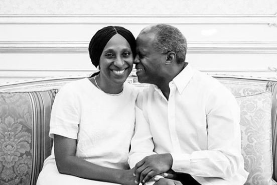 Dolapo Osinbajo celebrates husband on 63rd birthday