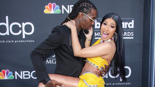 WATCH: Cardi B and offset vibe to Sarz's 'Mad'