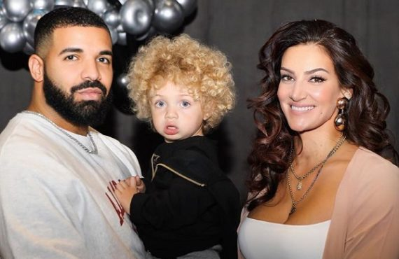 'I miss my beautiful family' — Drake shares first pictures…