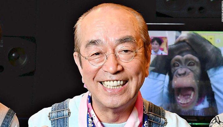 Ken Shimura, Japanese comedian, dies from coronavirus at 70