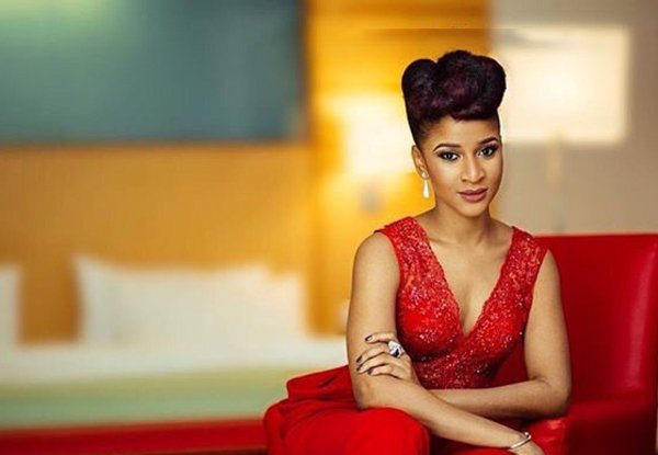 Adesua Etomi: Nigerian health workers have suffered… how can there be no hazard allowance?