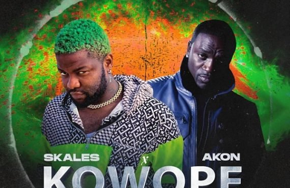 DOWNLOAD: Skales enlists Akon for 'Kowope'