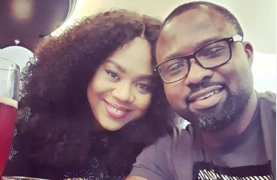 Stella Damasus, Daniel Ademinokan celebrate wedding anniversary